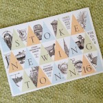 Stoke Newington postcard by The Kat & Monocle