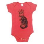Monsieur-Bartholomew-Coral-Baby-Grow-Thumbnail