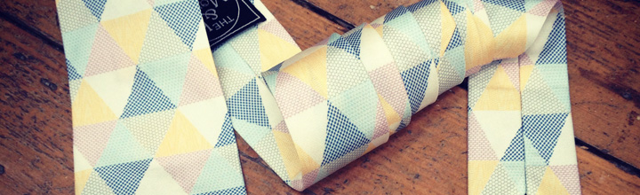 Handmade Silk Ties – Now Available from our Shop!